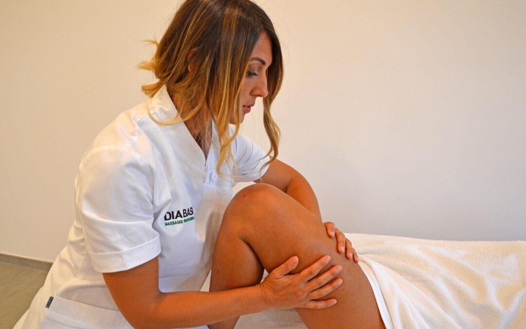 Massaggio sportivo: il recupero post gara