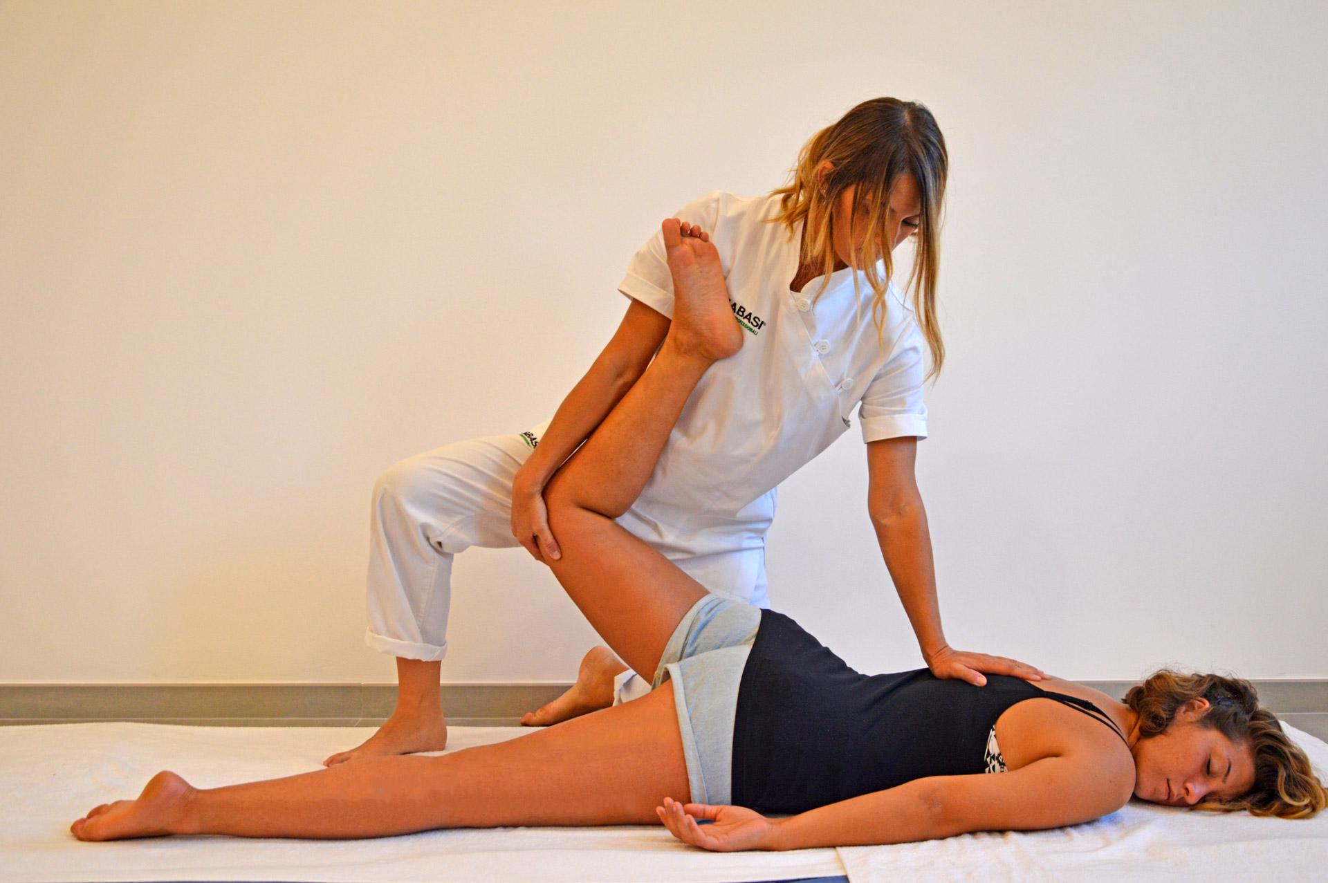 Corso di massaggio thailandese avanzato