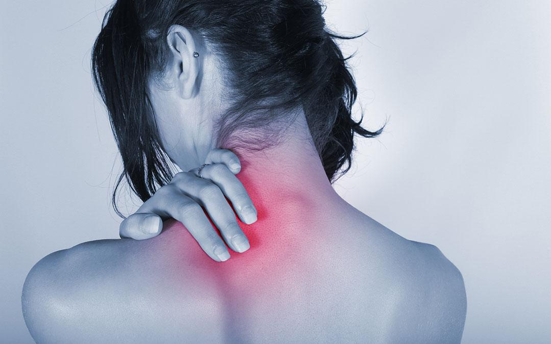 Mal di schiena cervicale o cervicalgia