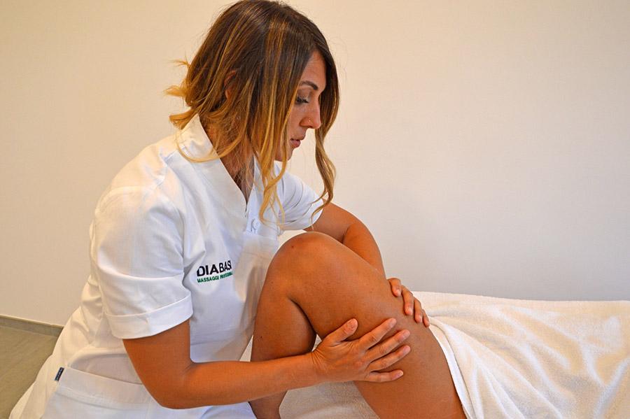 Corso di massaggio sportivo